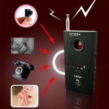 [CC308플러스] 유무선 도청/ 숨김카메라  탐지기 레이저탐지 LED신호강도표시