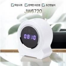 JW-6720(16GB)탁상시계캠코더 특수비밀녹화 CCTV 보안감시카메라